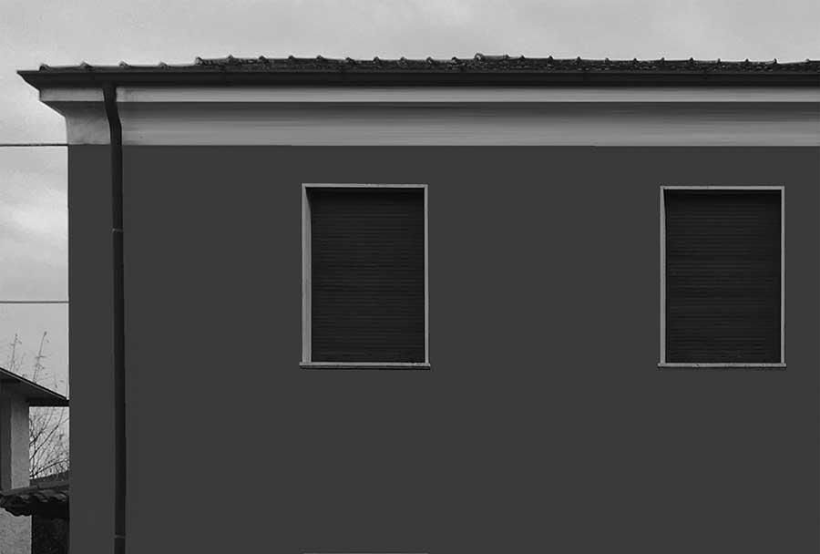 Casa F: ristrutturazione completa di edificio unifamiliare