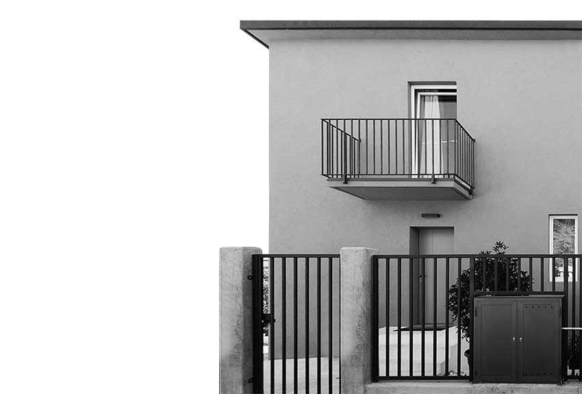 Casa G: ristrutturazione completa di edificio unifamiliare